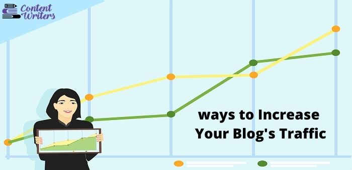 ways to Increase Your Blog's Traffic