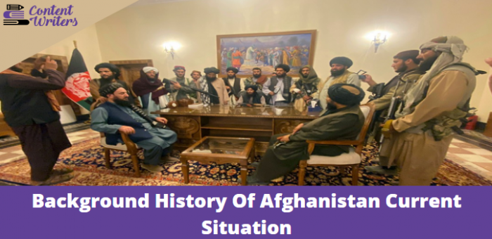 Afghanistan Current Situation
